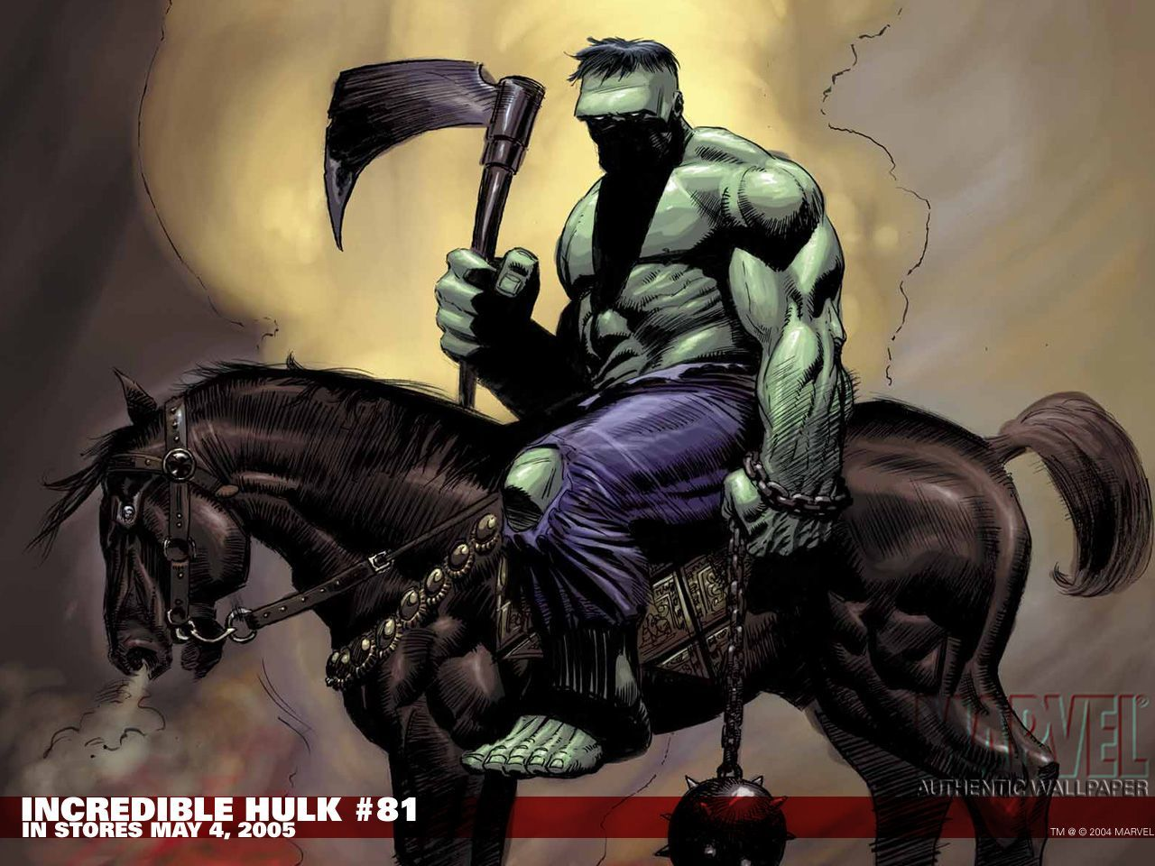 cartoon Hulk comic Character HD Wallpaper