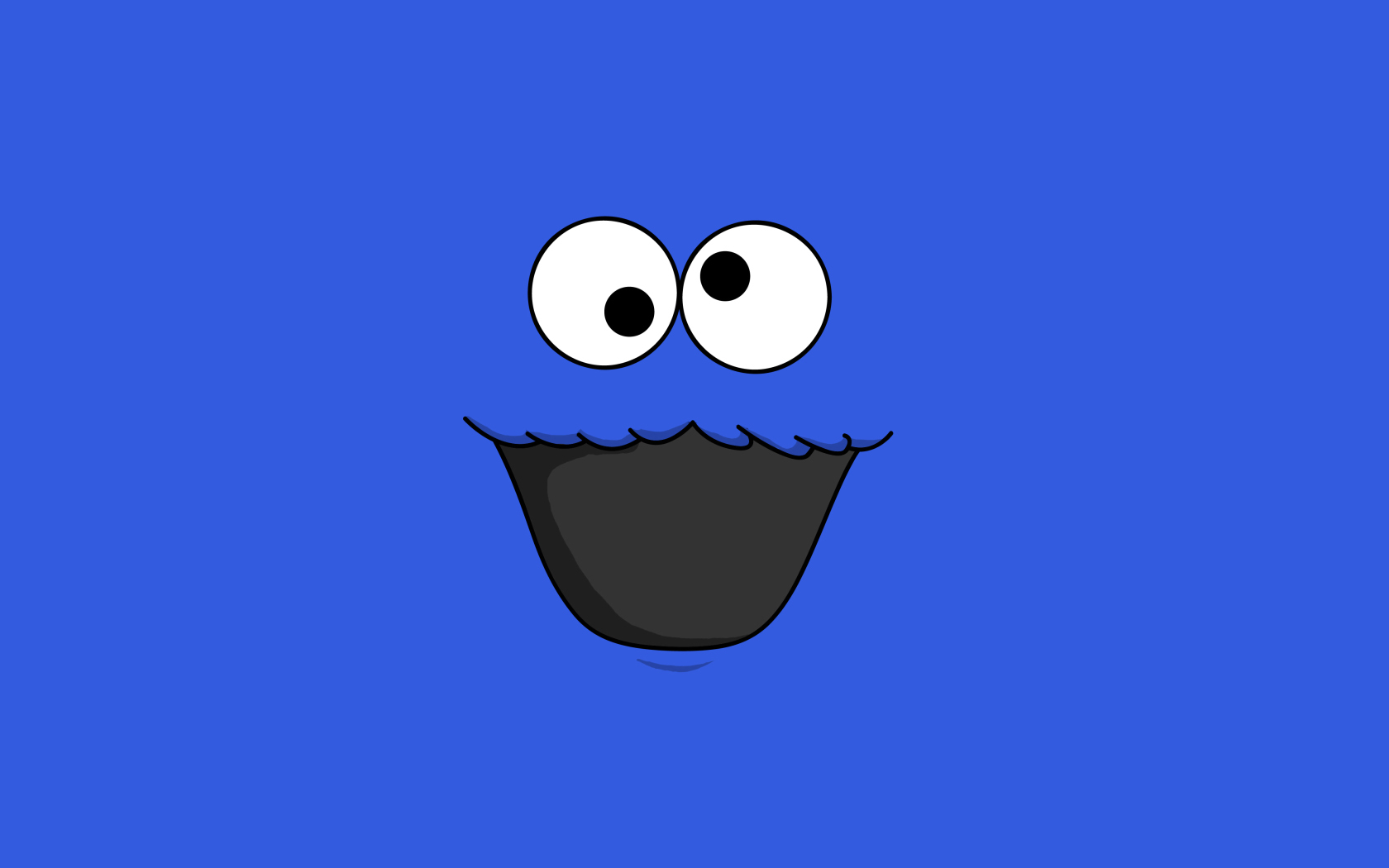 cartoons blue eyes funny HD Wallpaper