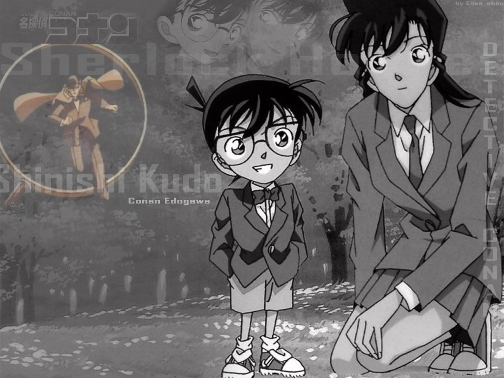 case closed detective Conan HD Wallpaper
