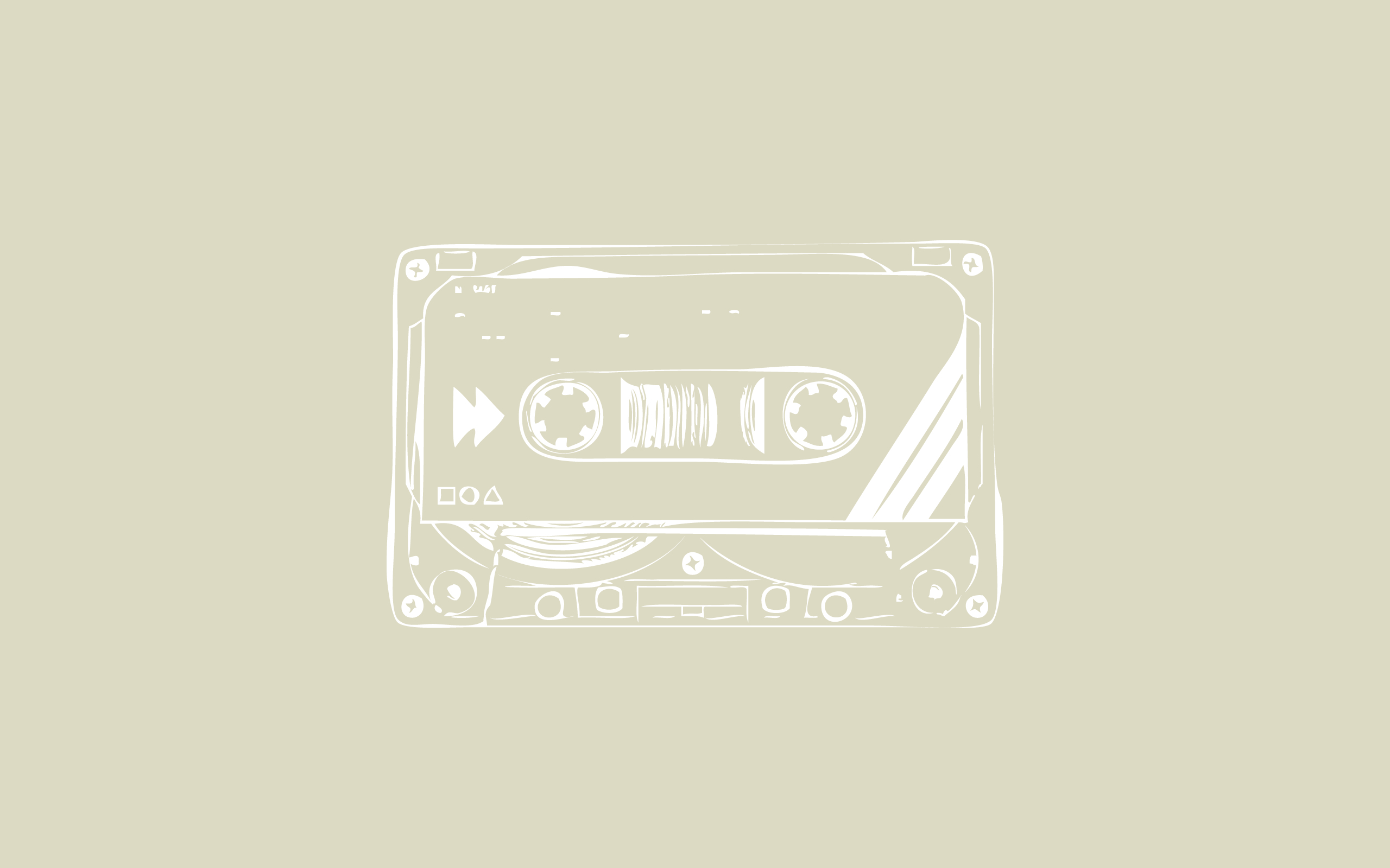 cassette Tape HD Wallpaper