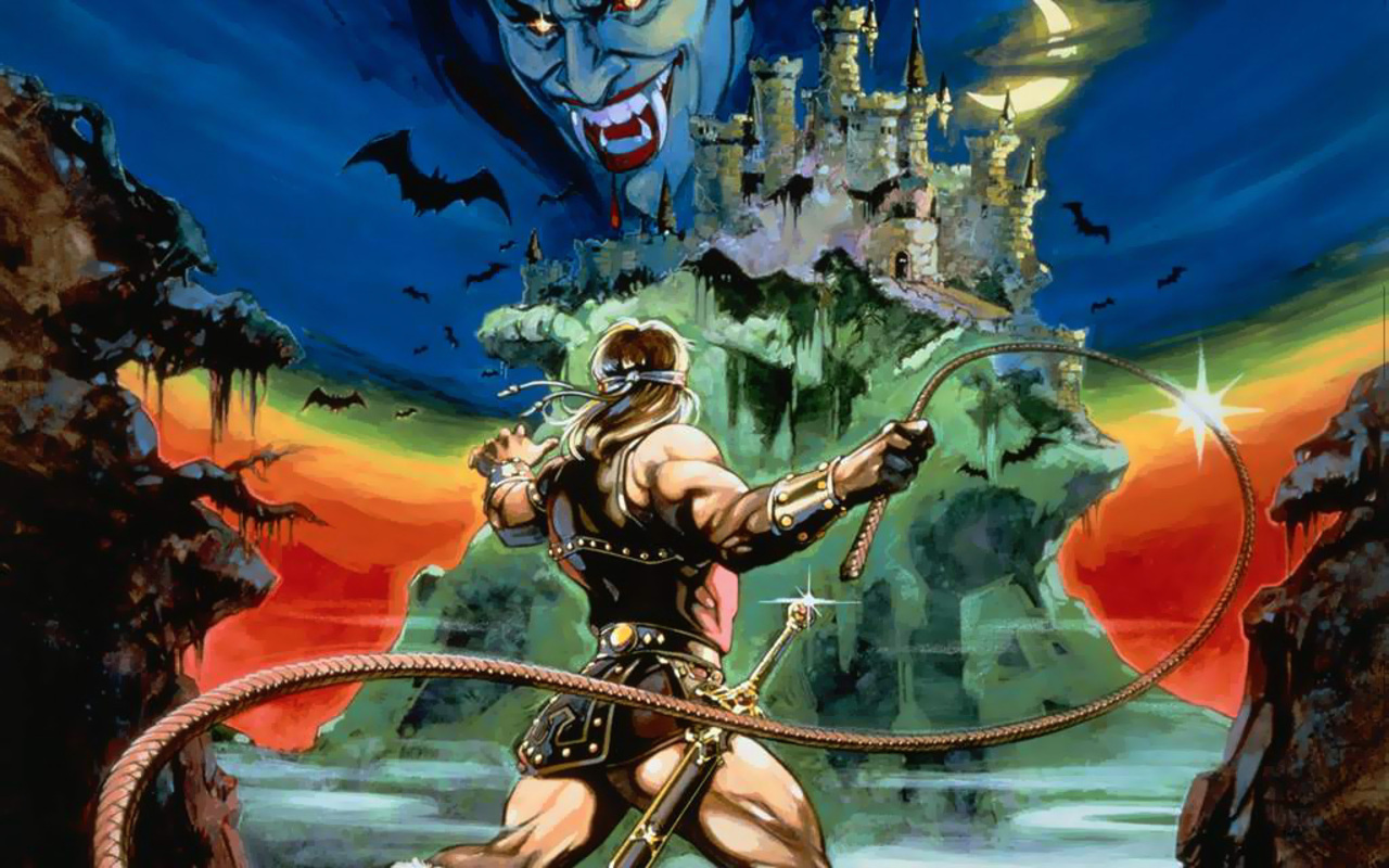 castlevania HD Wallpaper