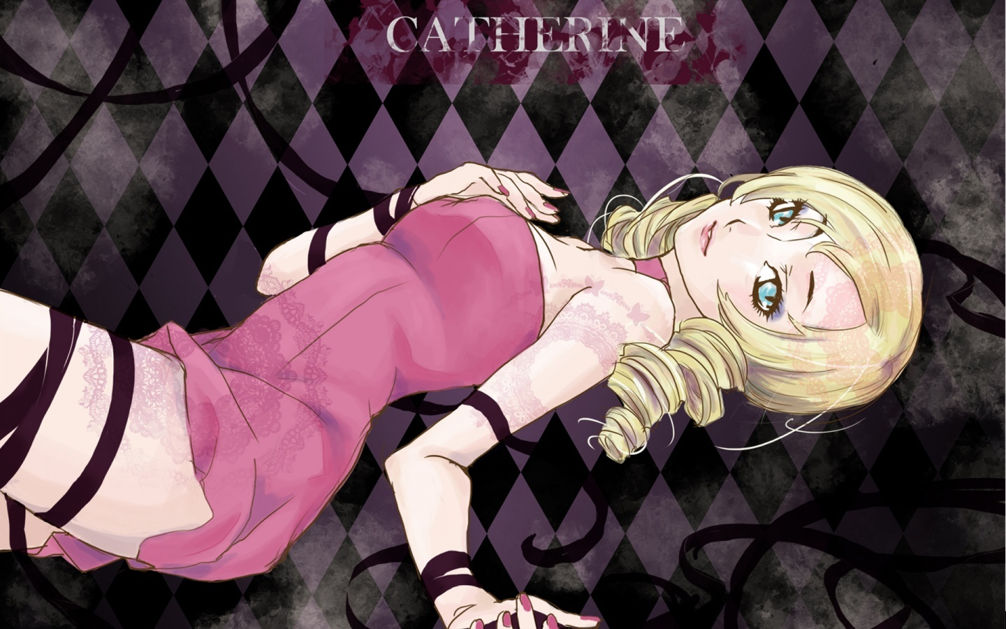 Catherine HD Wallpaper