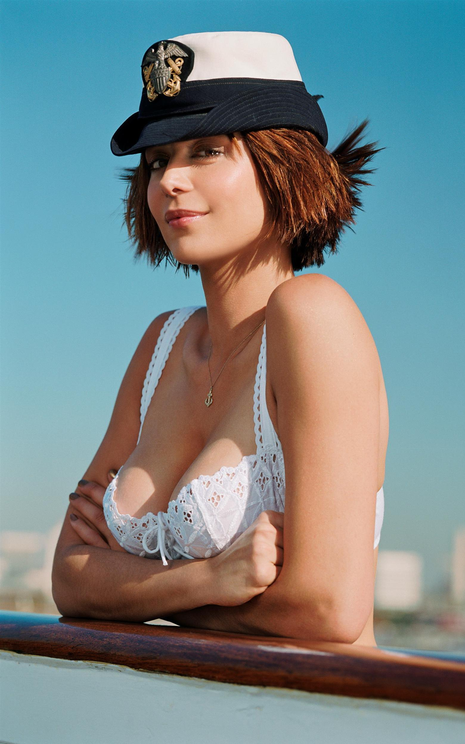 Catherine Bell jag HD Wallpaper