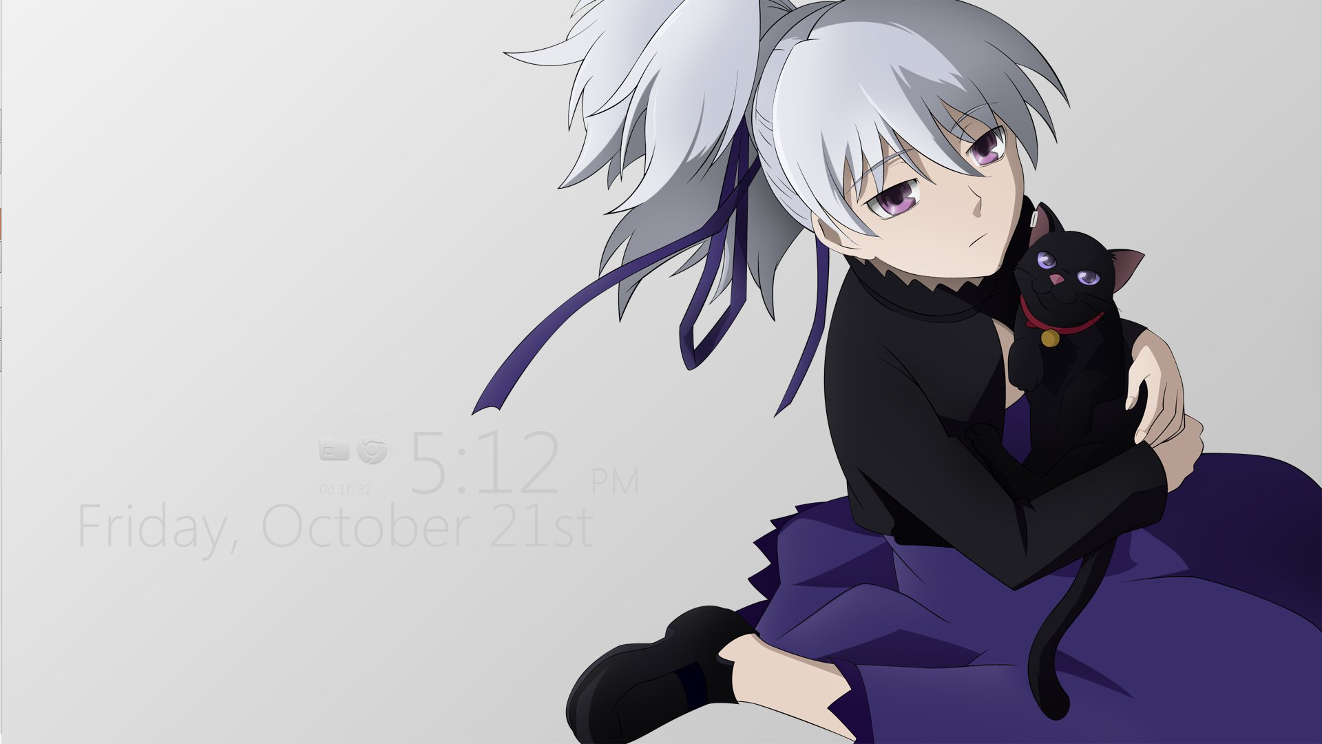 cats darker than black HD Wallpaper