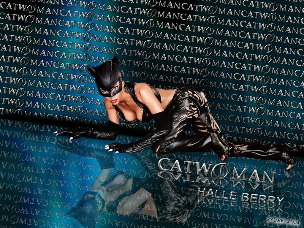 Catwoman halle berry Celebrity HD Wallpaper