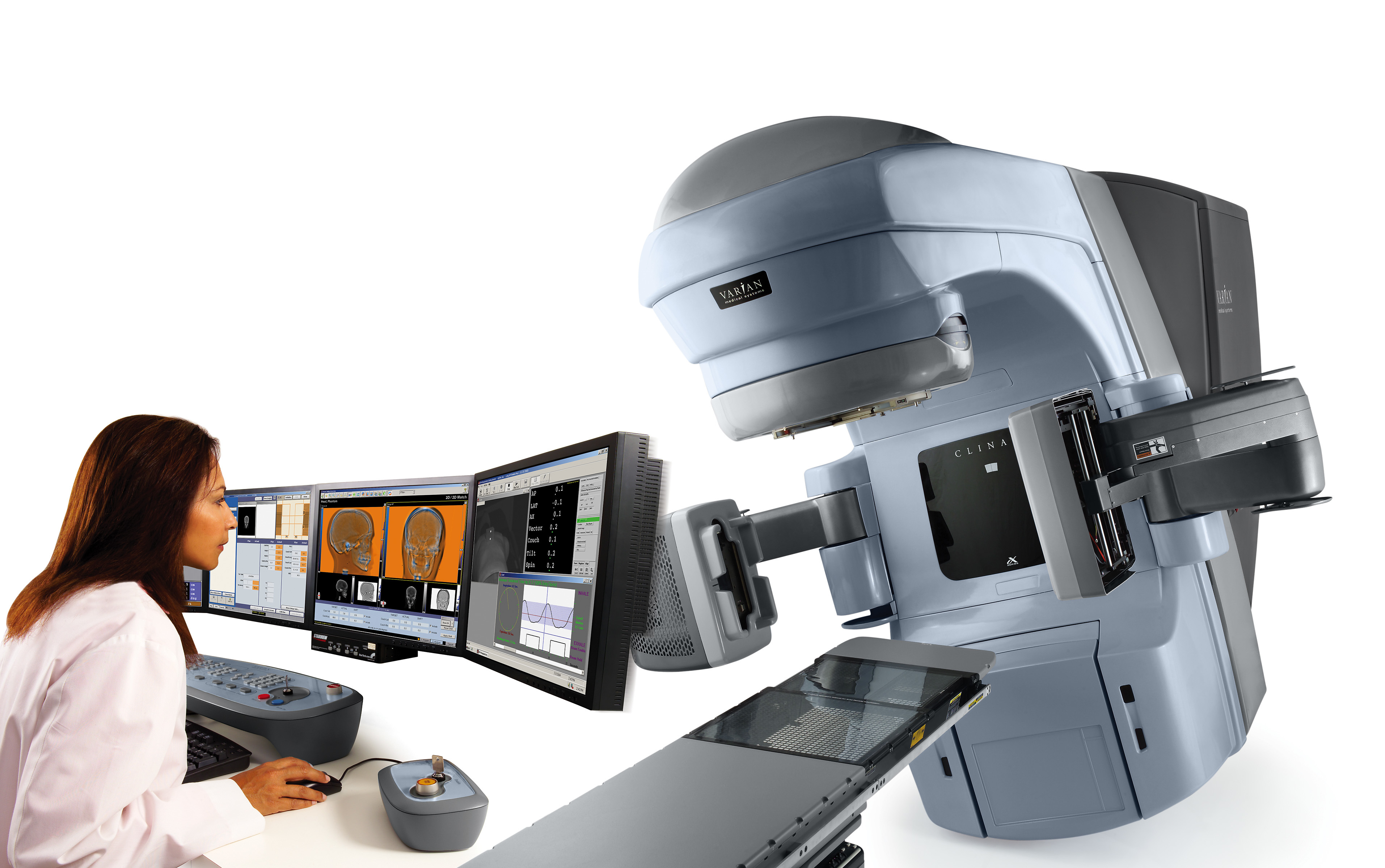 CC surgical radiotherapy varian HD Wallpaper