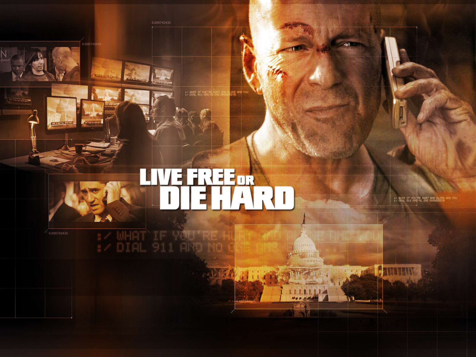 Celebrity Die hard Bruce HD Wallpaper