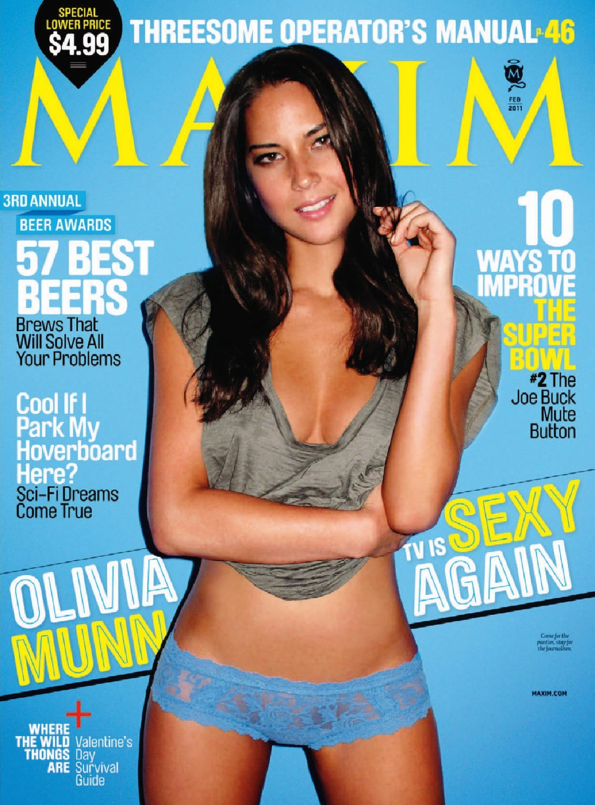 Celebrity olivia munn Maxim HD Wallpaper