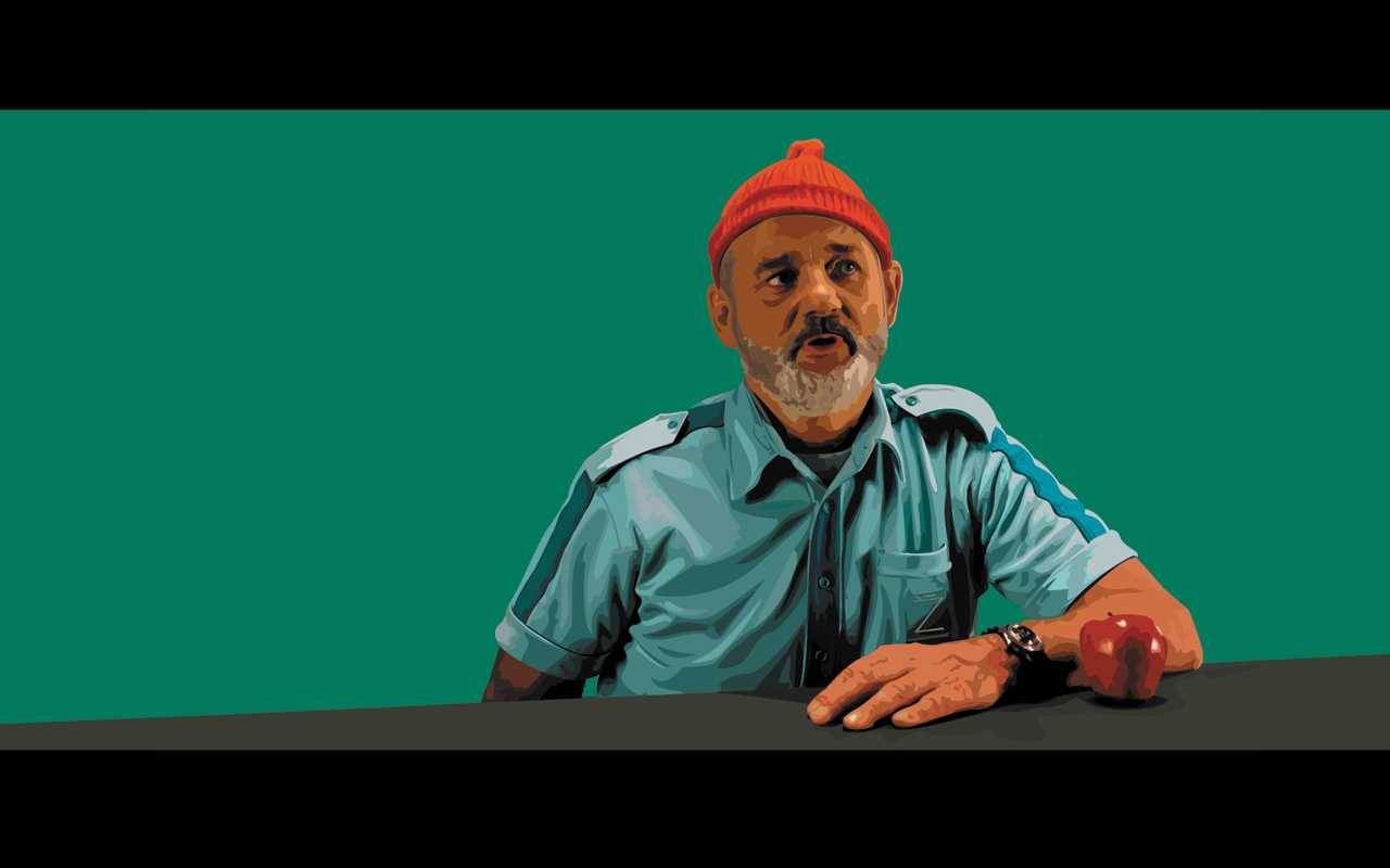 Celebrity The Life aquatic HD Wallpaper