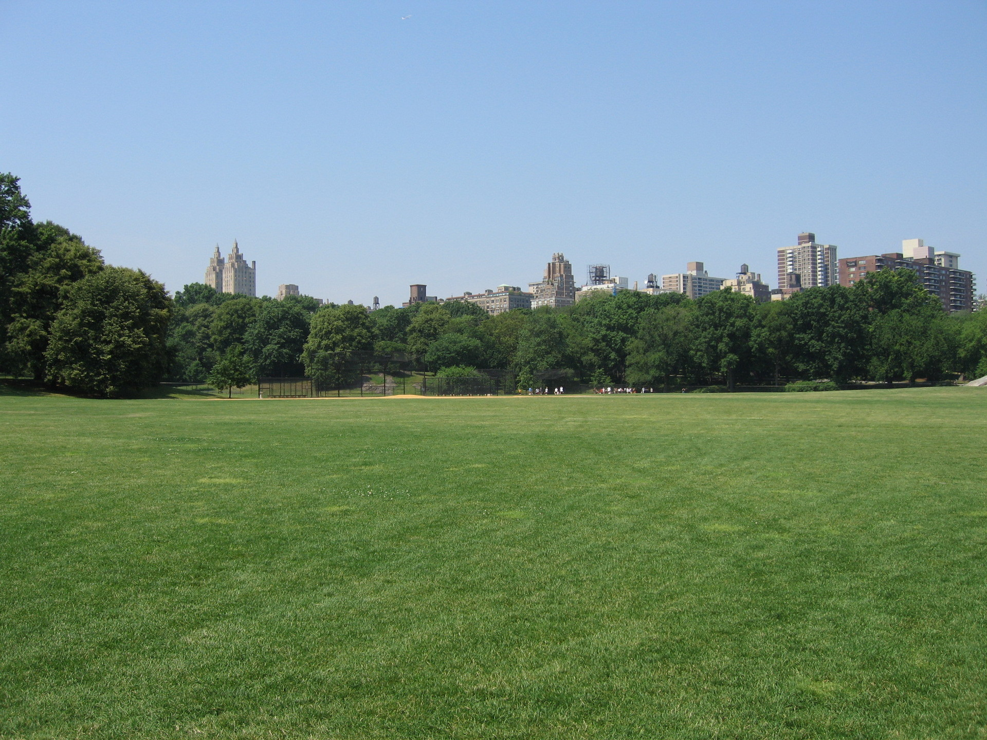 central Park New York HD Wallpaper
