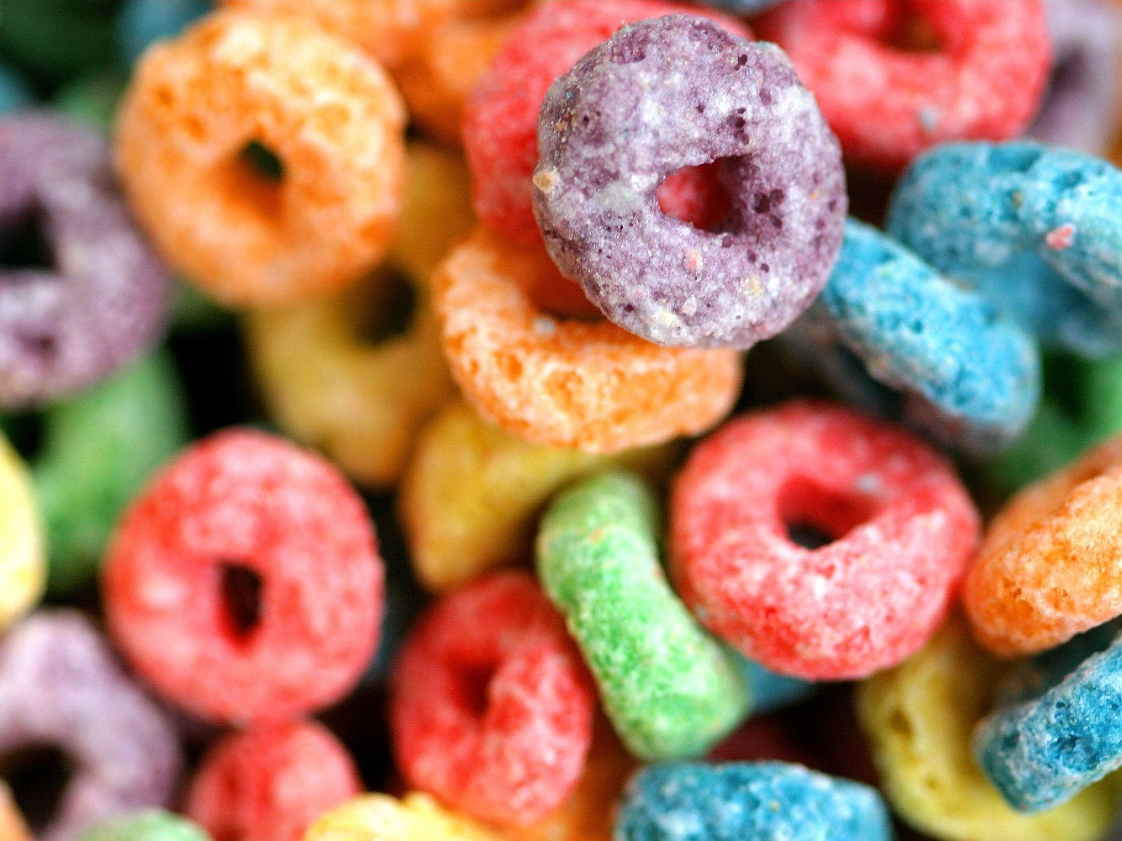 cereal Candies HD Wallpaper