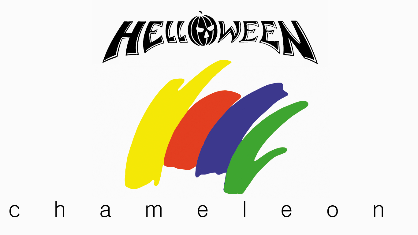 chameleons rock Music helloween HD Wallpaper