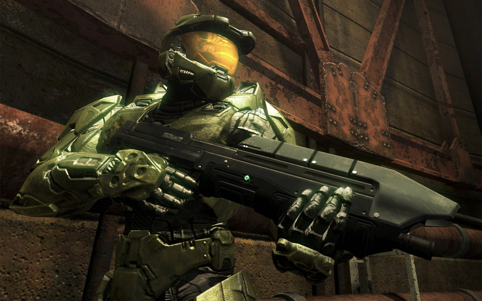 Characters master chief halo HD Wallpaper