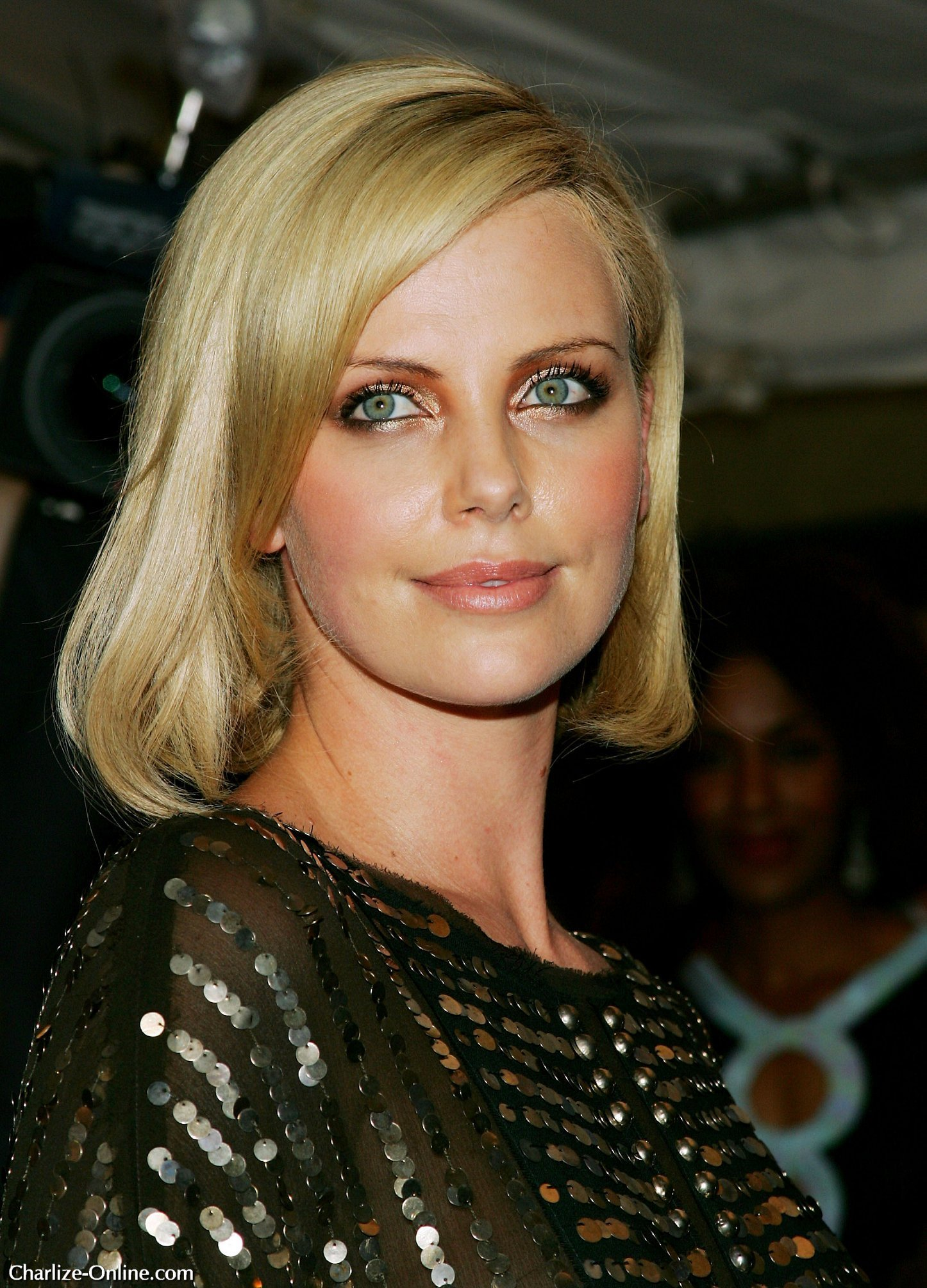 Charlize Theron Celebrity HD Wallpaper