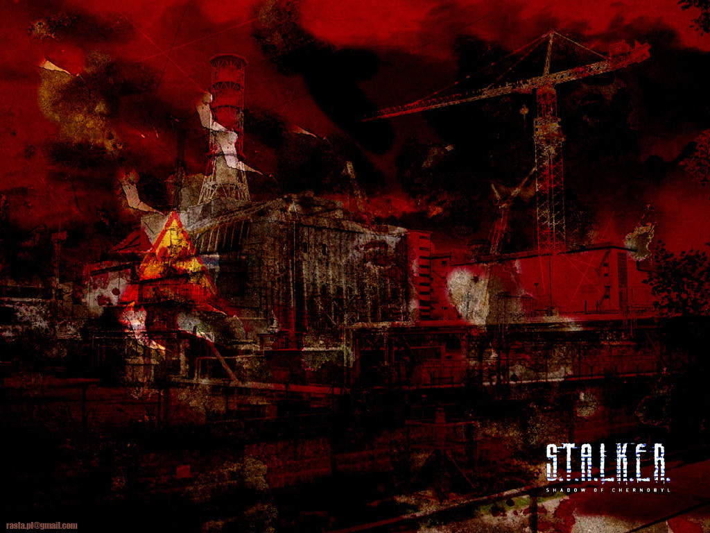 Chernobyl game stalker video HD Wallpaper