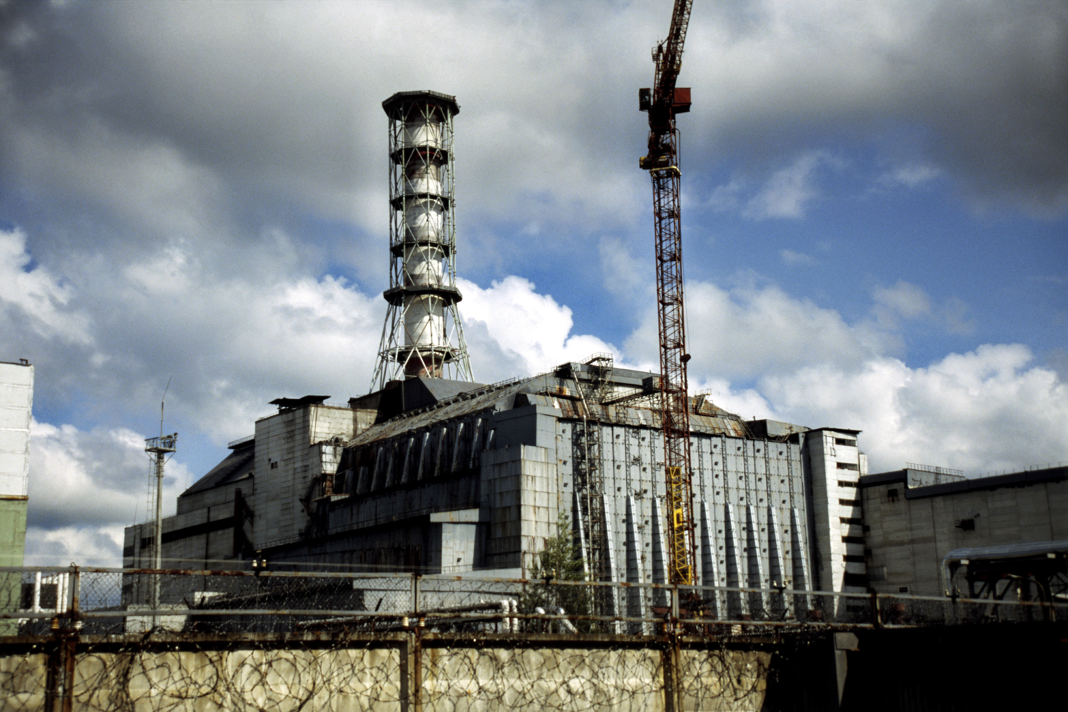 Chernobyl Nuclear Plant disaster HD Wallpaper