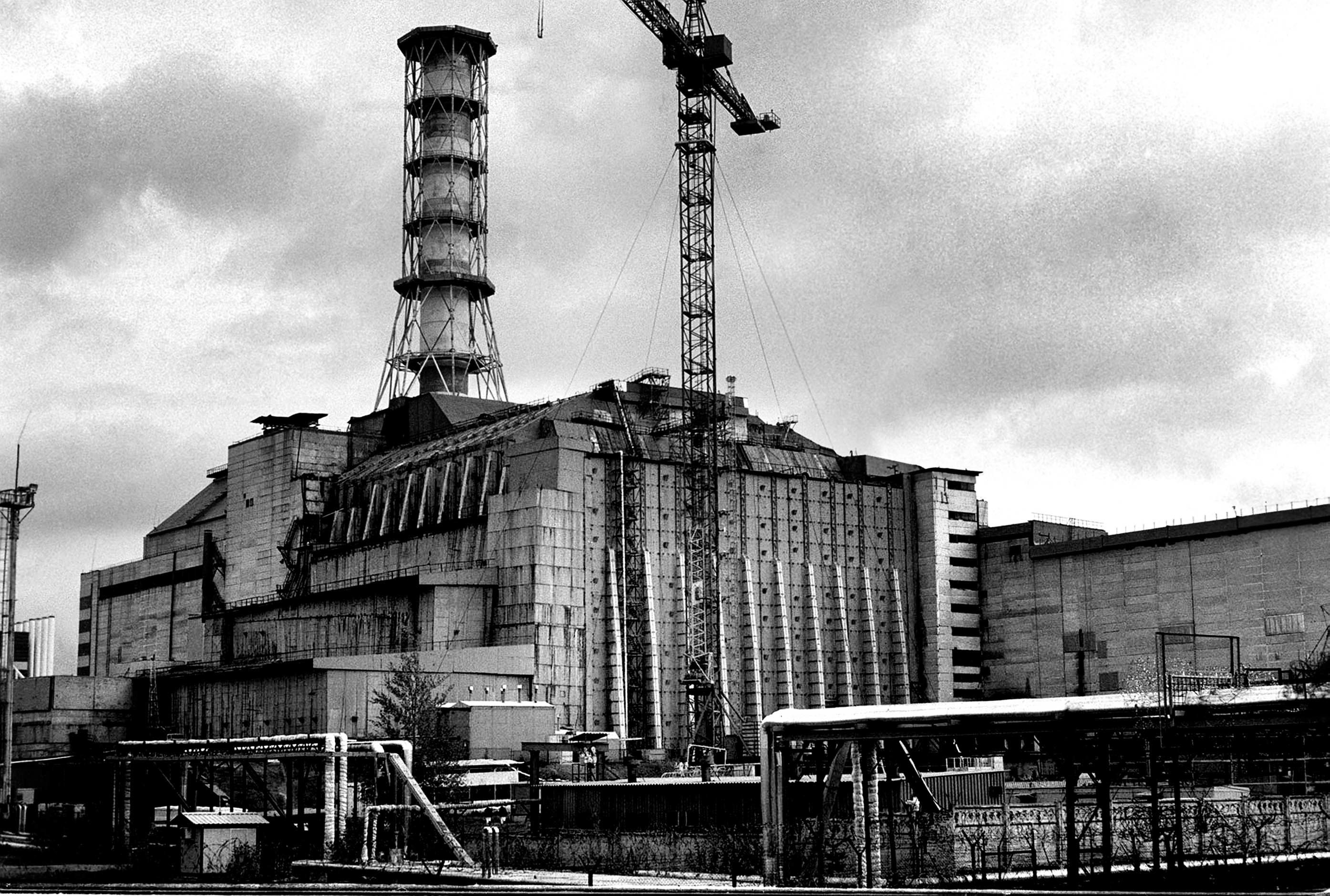 Chernobyl Nuclear power Plant HD Wallpaper
