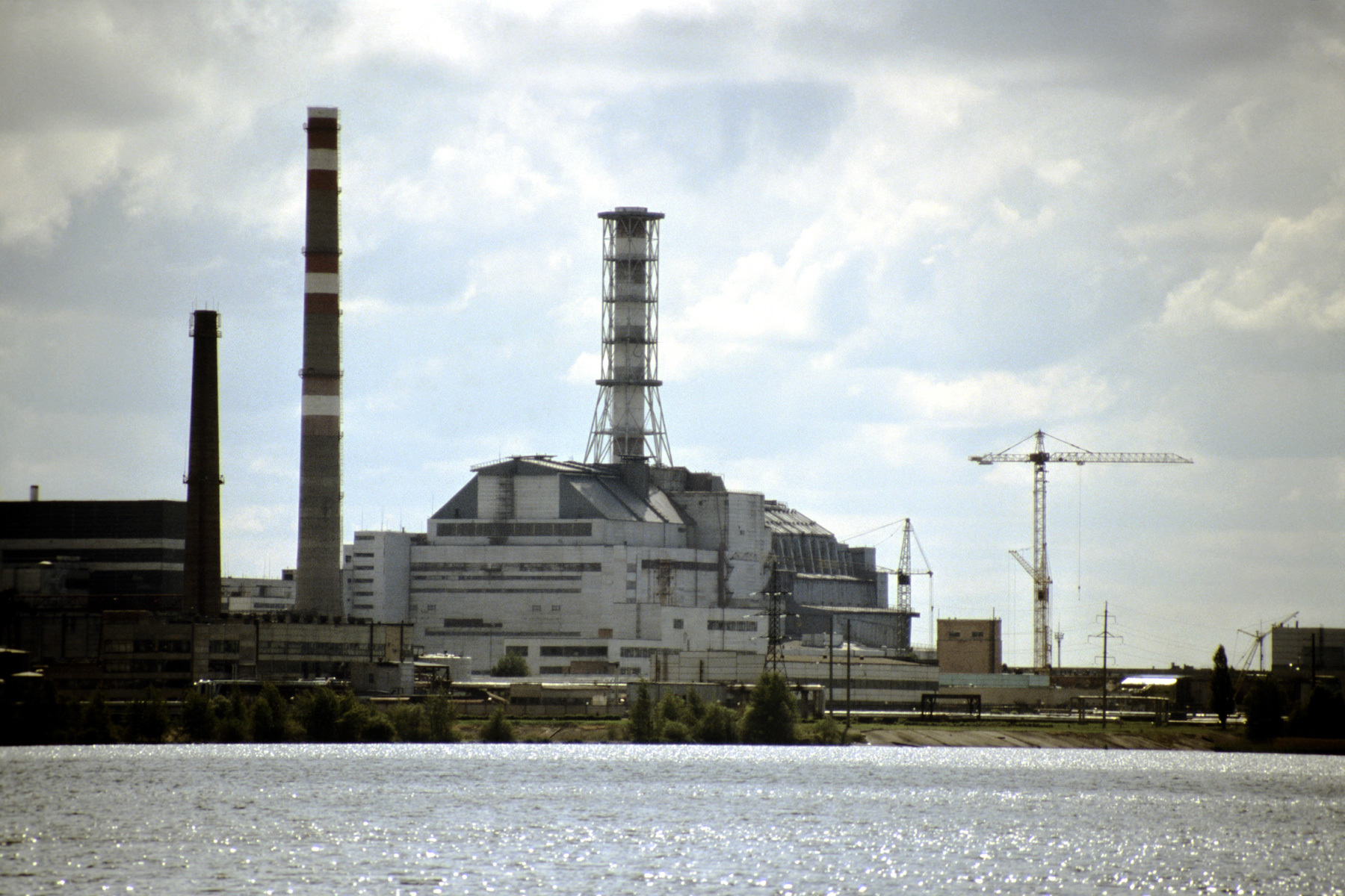 Chernobyl Ukraine City Nuclear HD Wallpaper