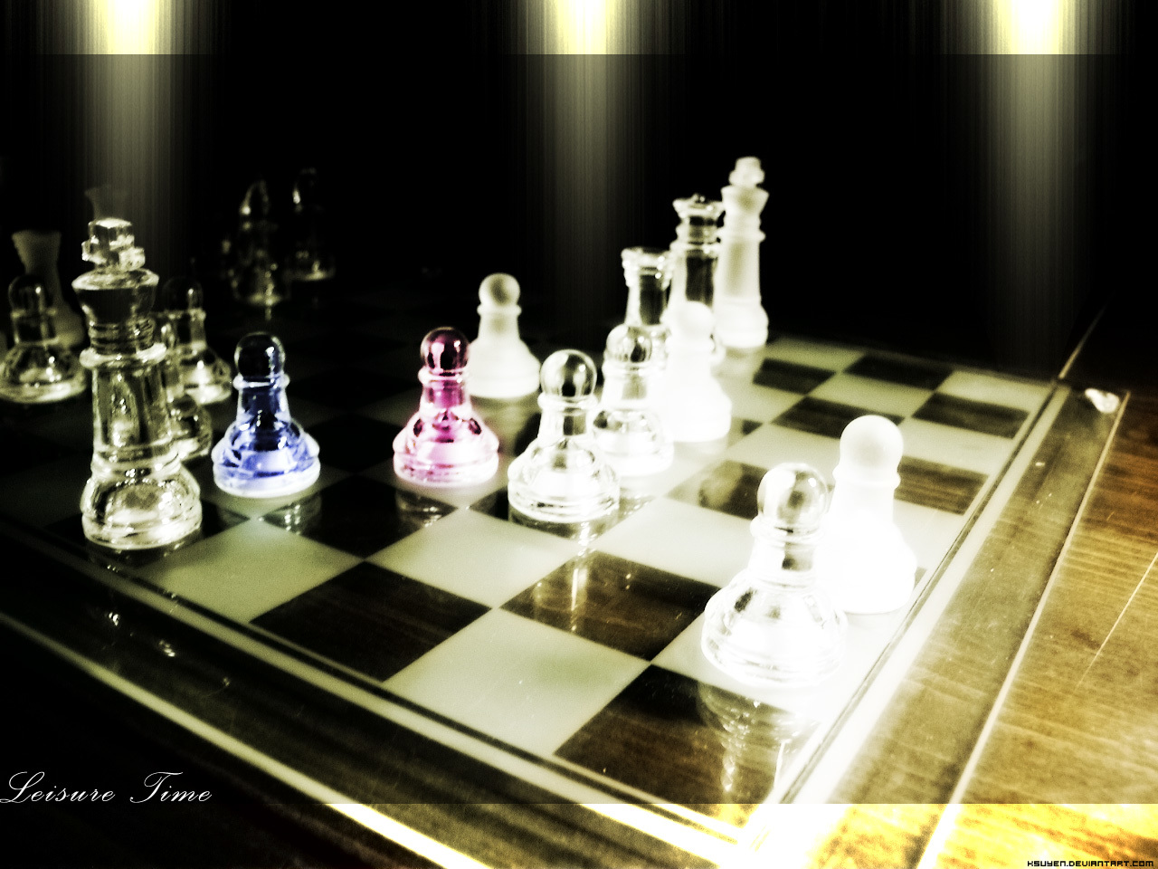 chess HD Wallpaper