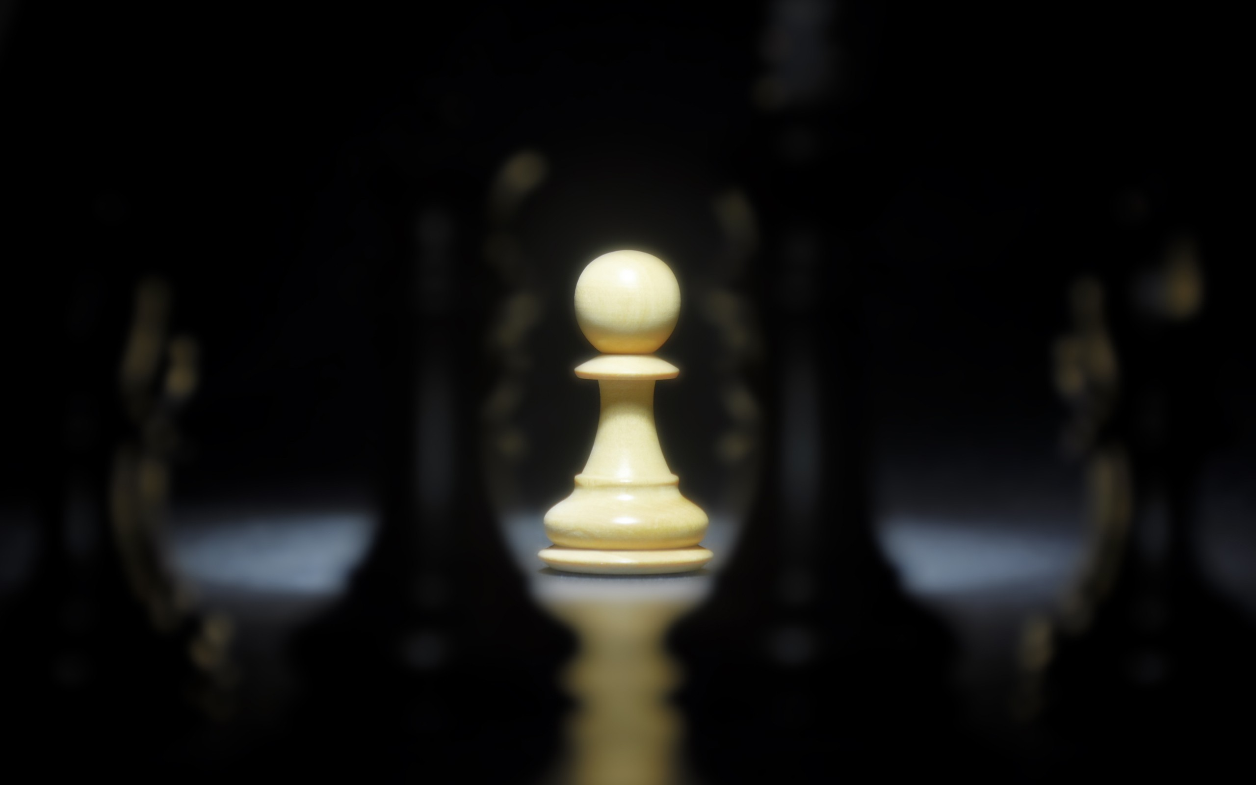 chess black HD Wallpaper