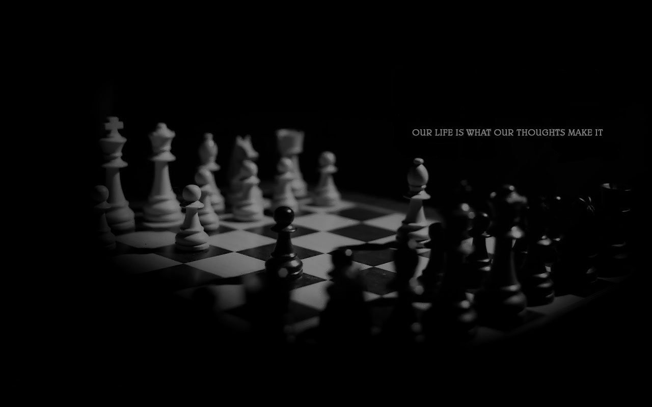 chess Quotes HD Wallpaper