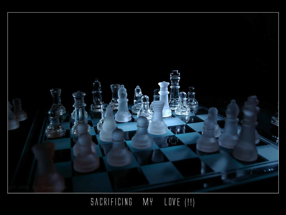 chess Tables chess pieces HD Wallpaper