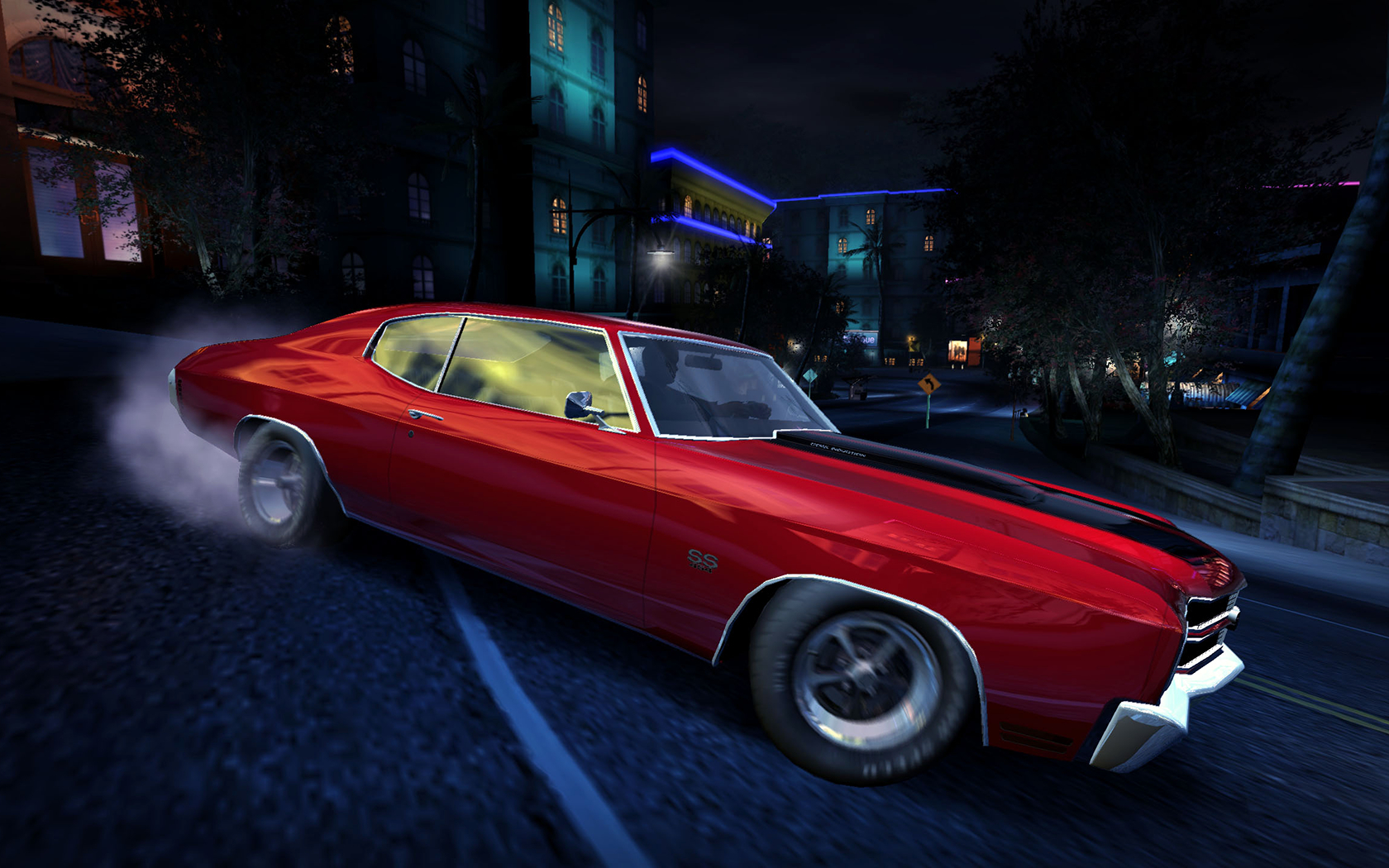 chevelle ss need for HD Wallpaper