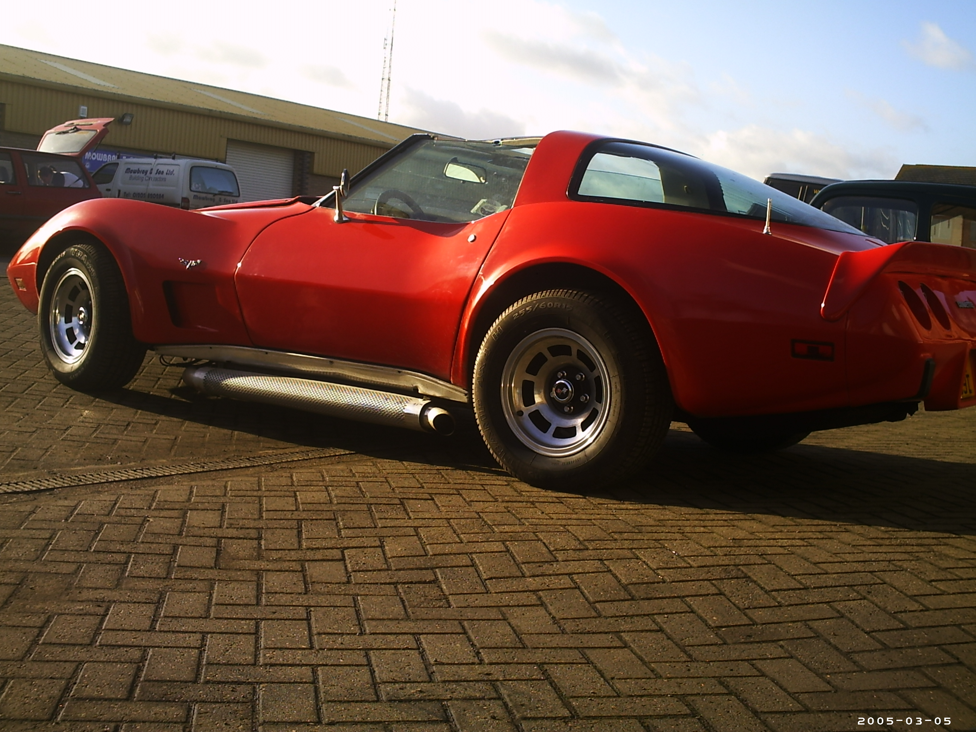 Chevrolet Chevrolet Corvette Stingray HD Wallpaper