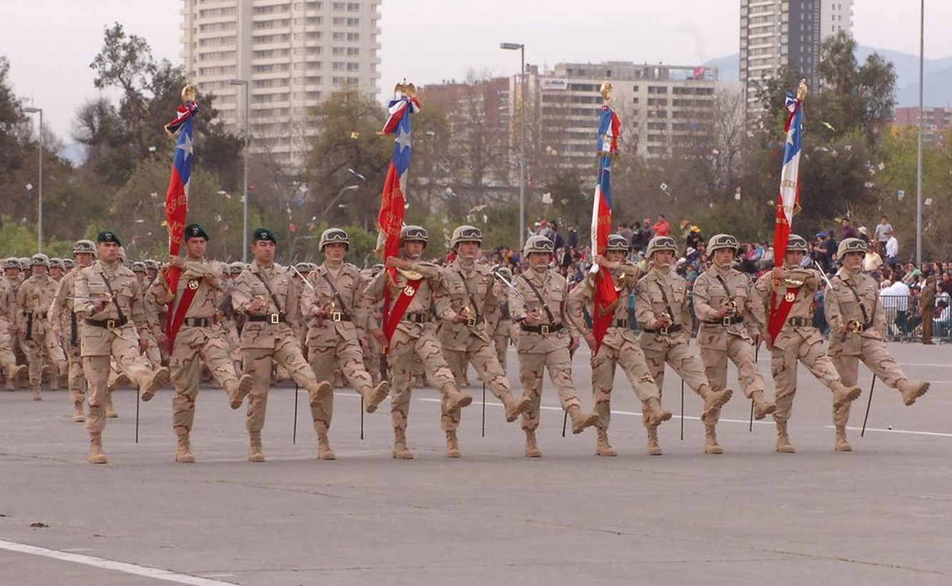 chile Army military HD Wallpaper