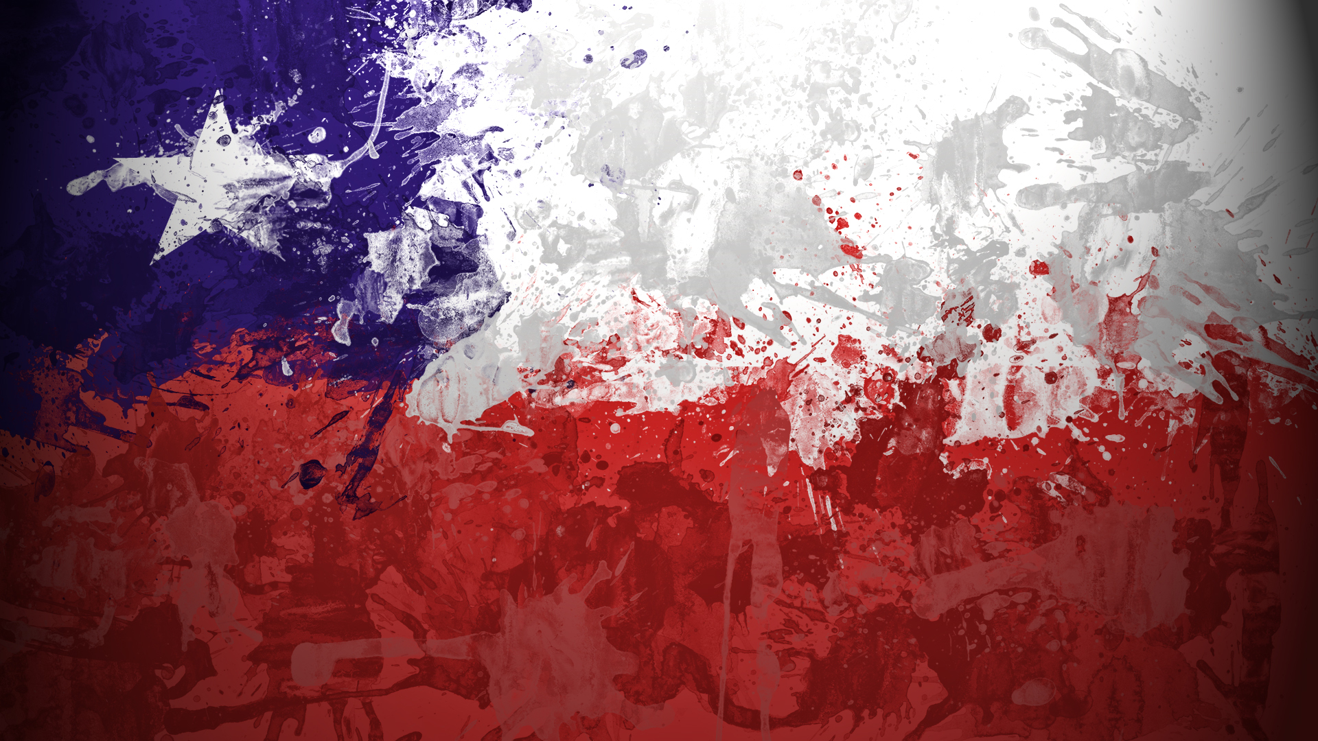 chile Flags HD Wallpaper