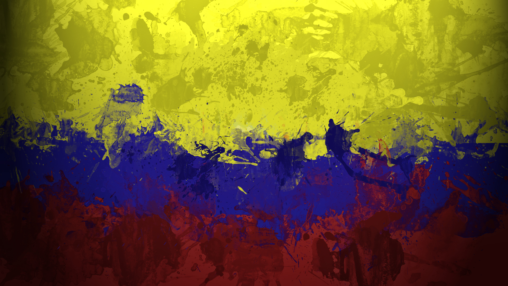 chile Flags colombia HD Wallpaper