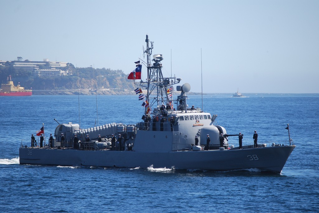 chile Navy HD Wallpaper
