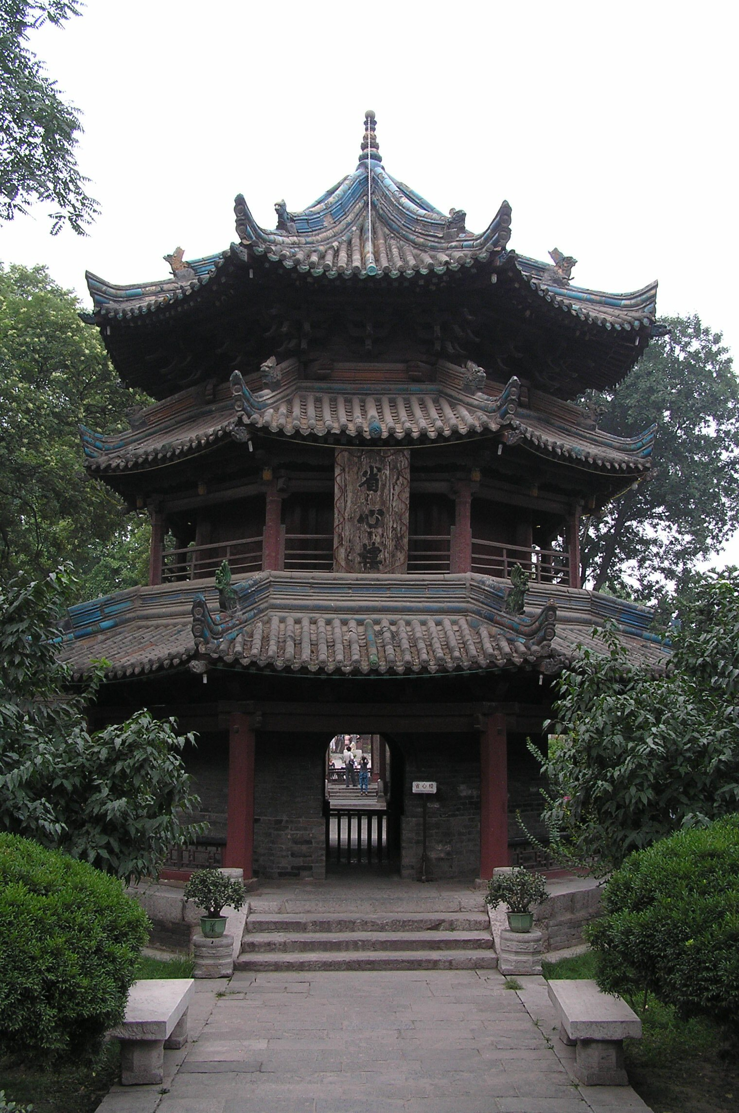 China buildings asian architecture