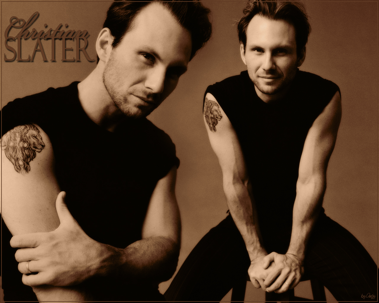 christian slater someone want HD Wallpaper