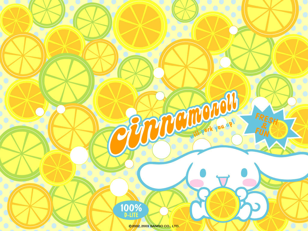 cinnamoroll there HD Wallpaper