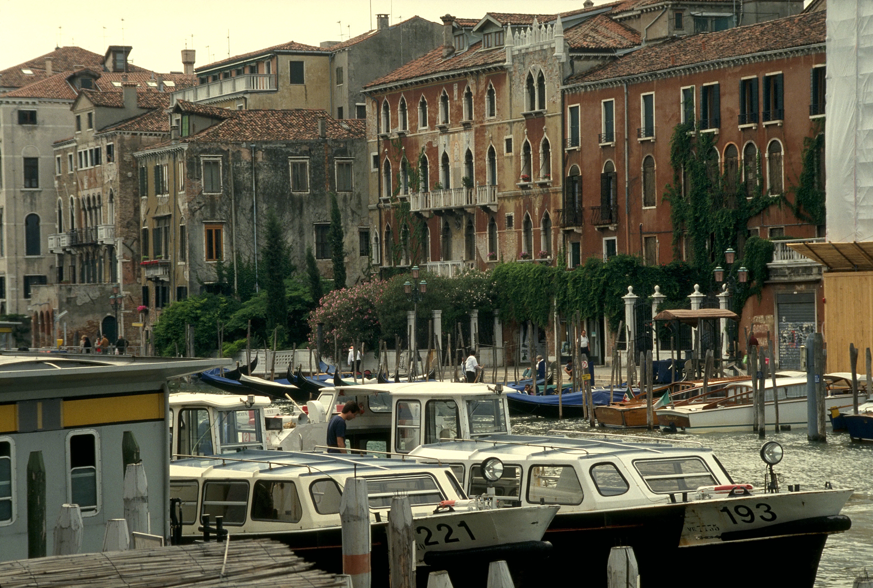 City of venice high HD Wallpaper