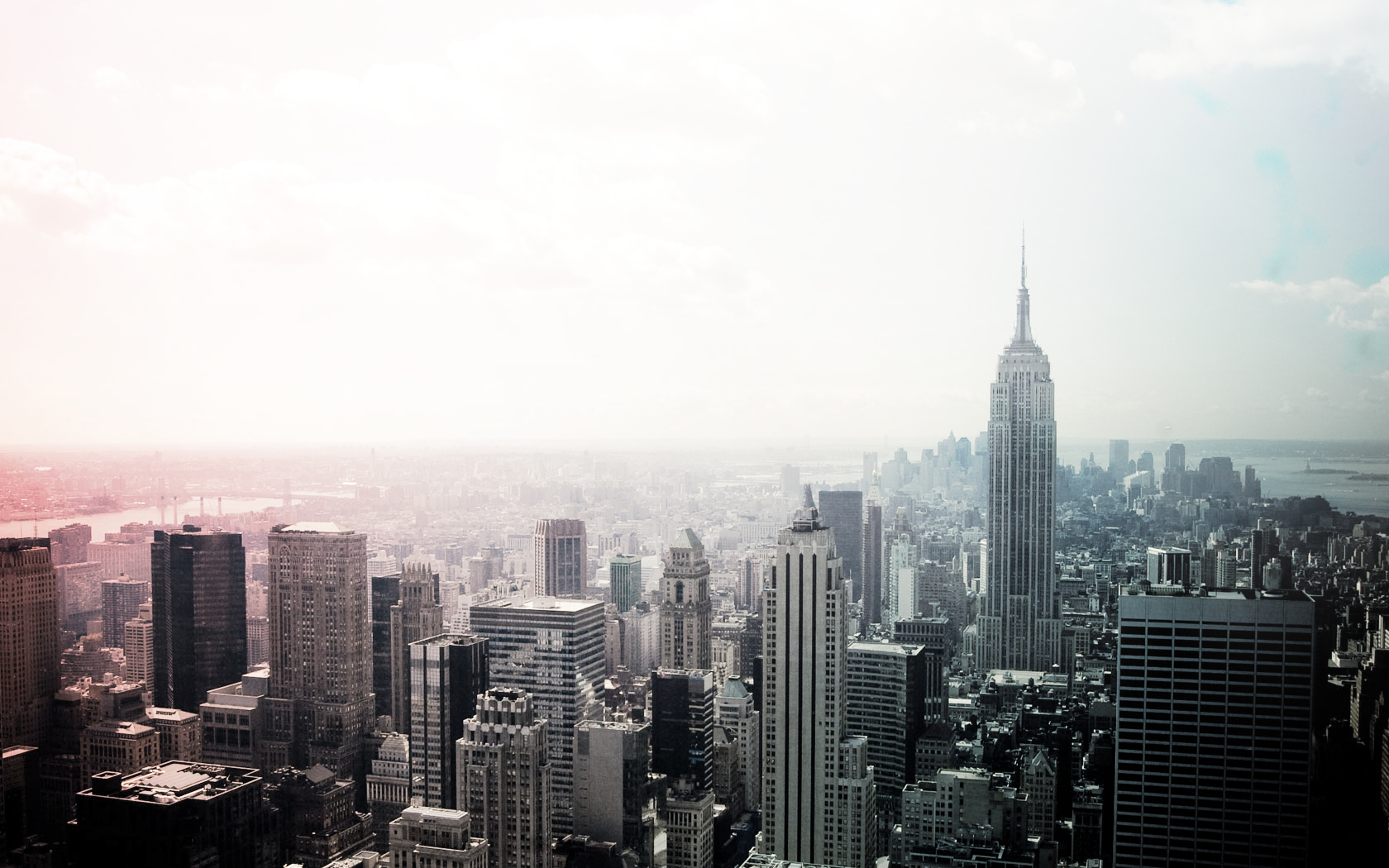 cityscapes buildings New York HD Wallpaper