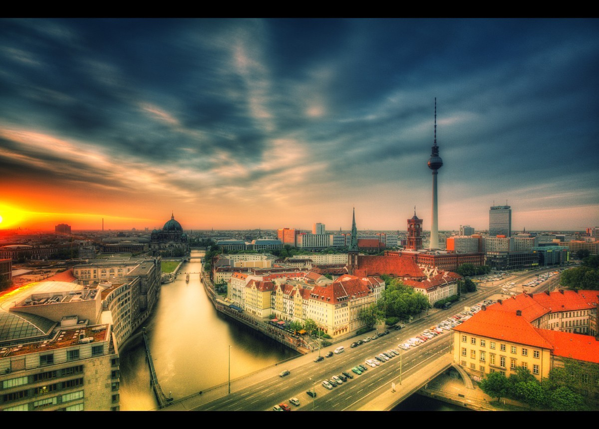 cityscapes HDR Photography