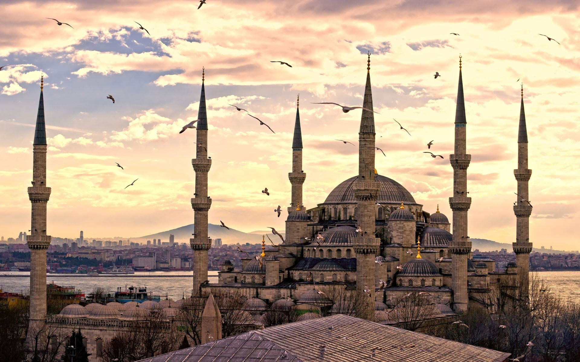cityscapes Turkey Istanbul bosphorus HD Wallpaper