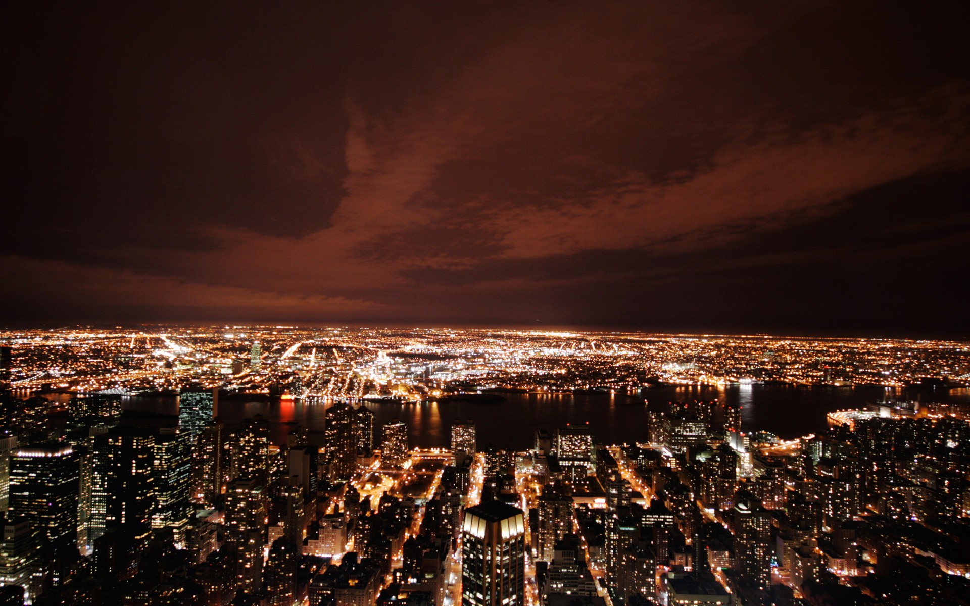 cityscapes USA new york HD Wallpaper