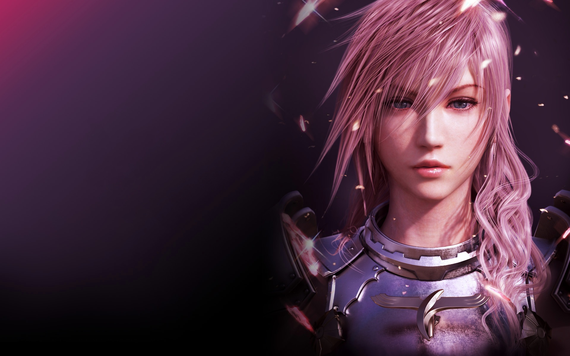 Claire Farron HD Wallpaper