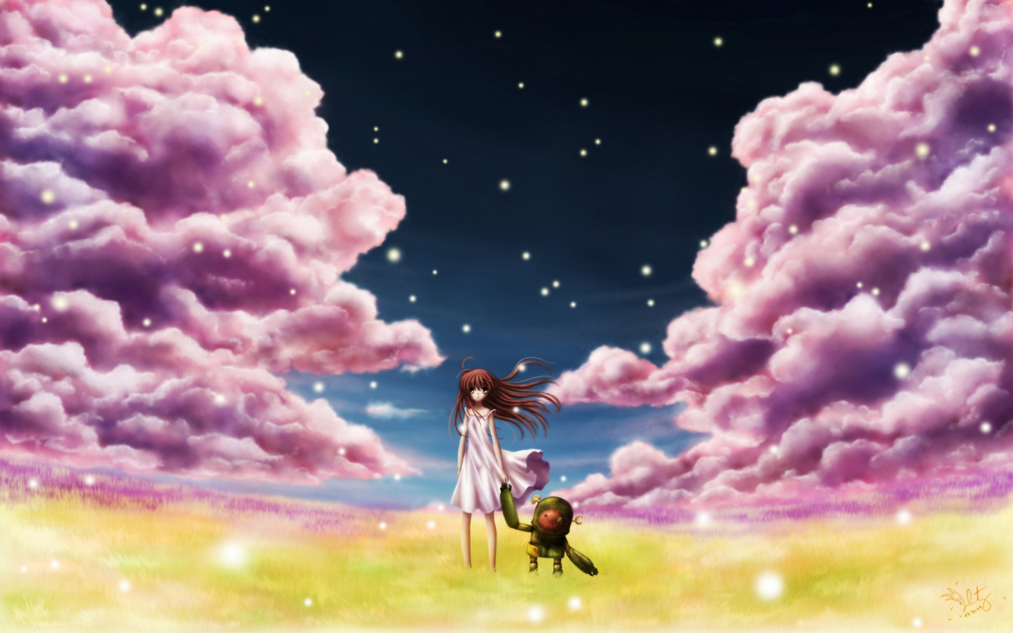 Clannad after story Anime HD Wallpaper
