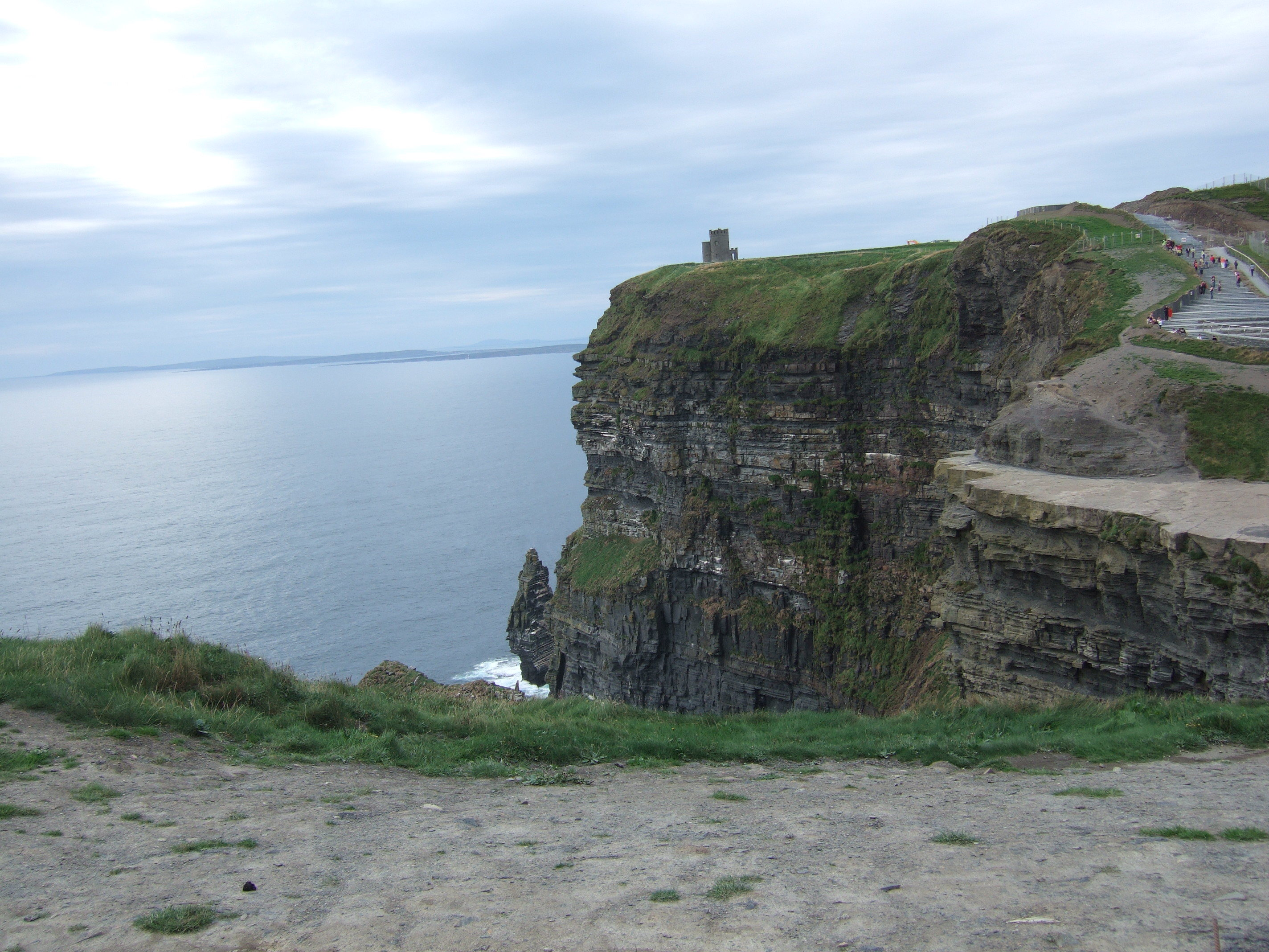 cliff of Moher high HD Wallpaper