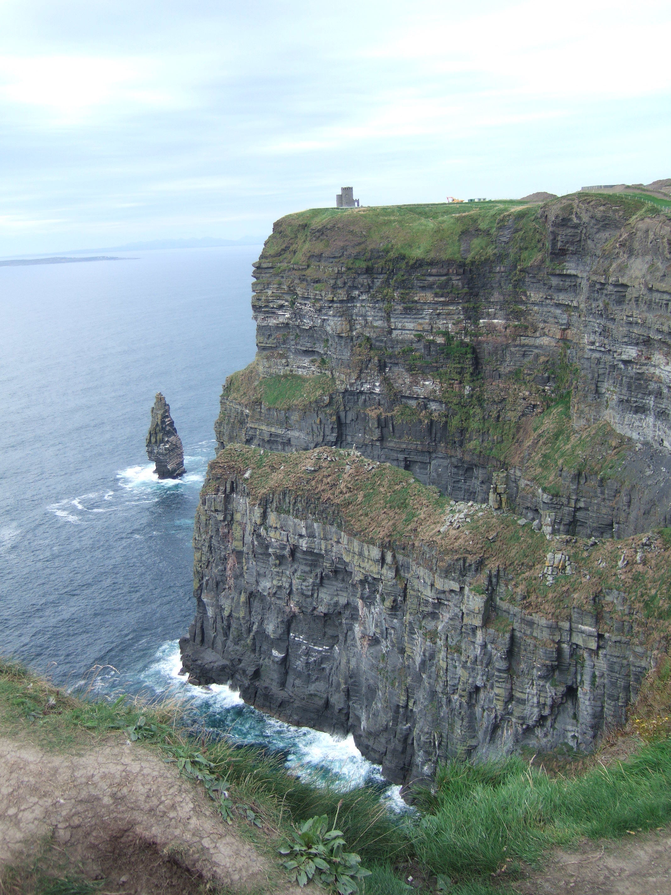 cliff of Moher ve HD Wallpaper