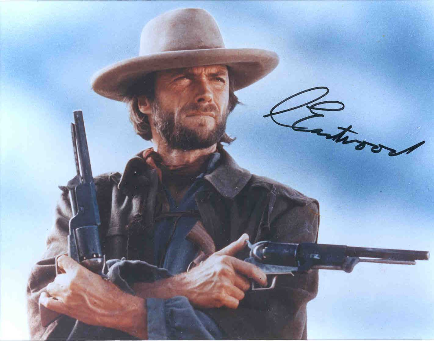 clint eastwood Cowboys HD Wallpaper