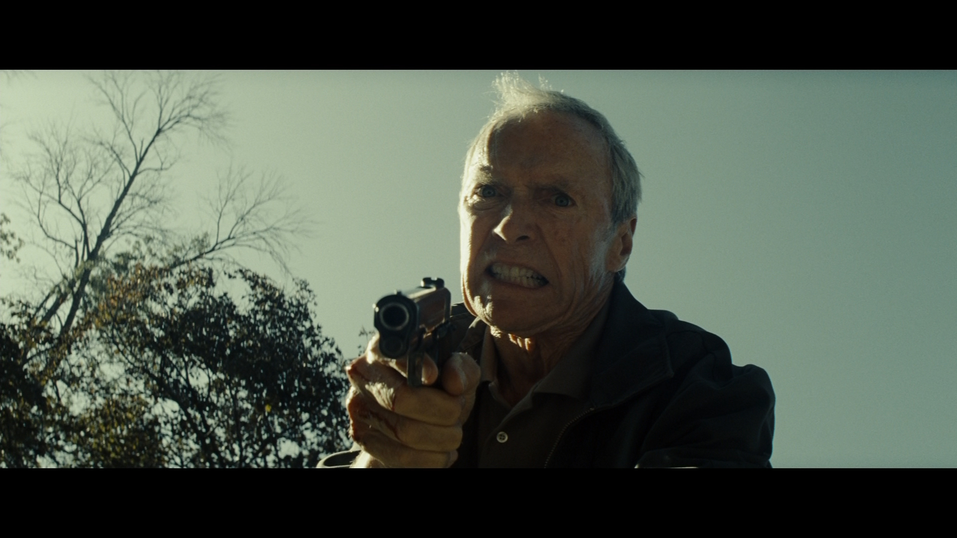 clint eastwood Gran Torino HD Wallpaper