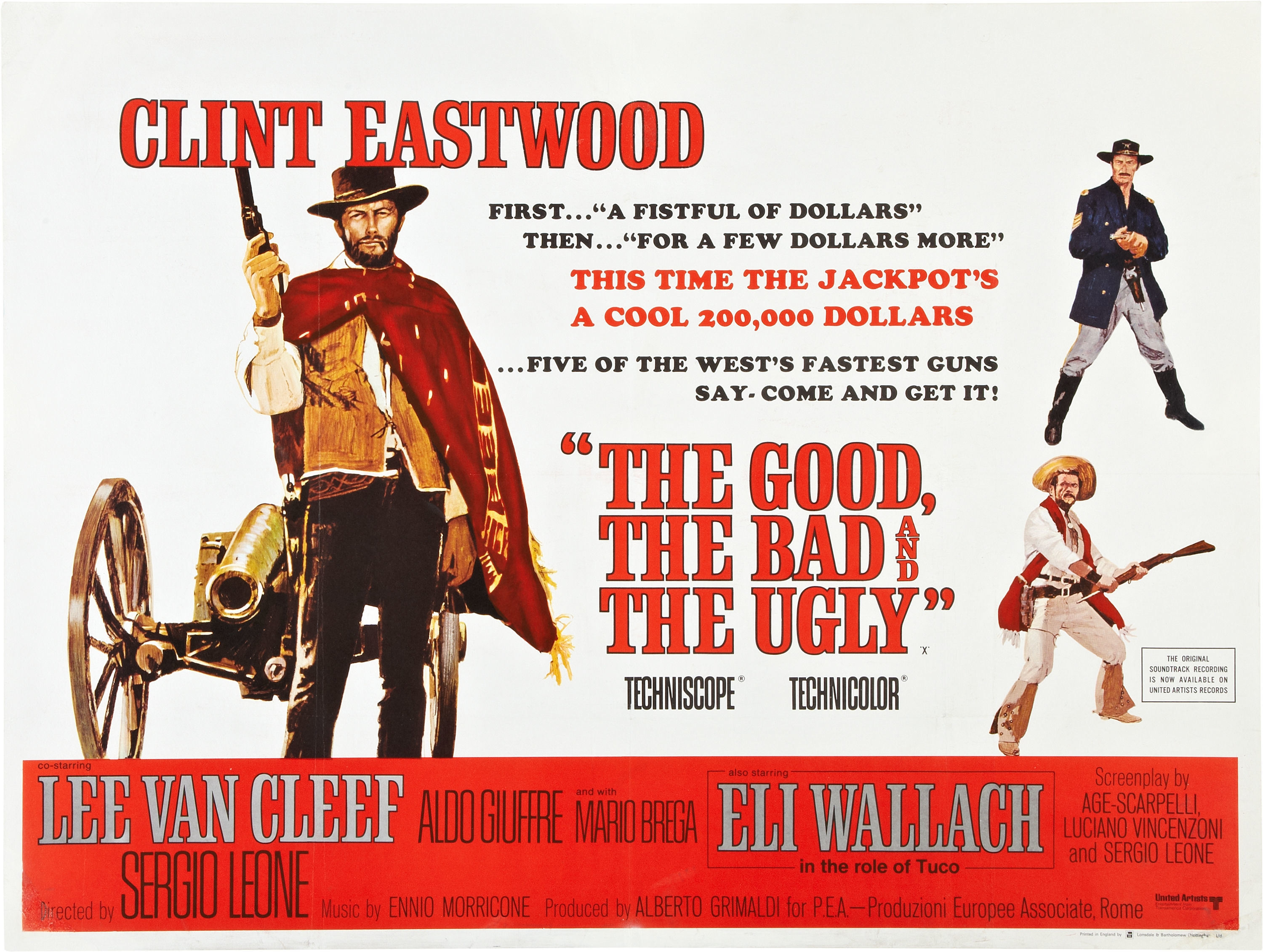 clint eastwood Movie posters HD Wallpaper
