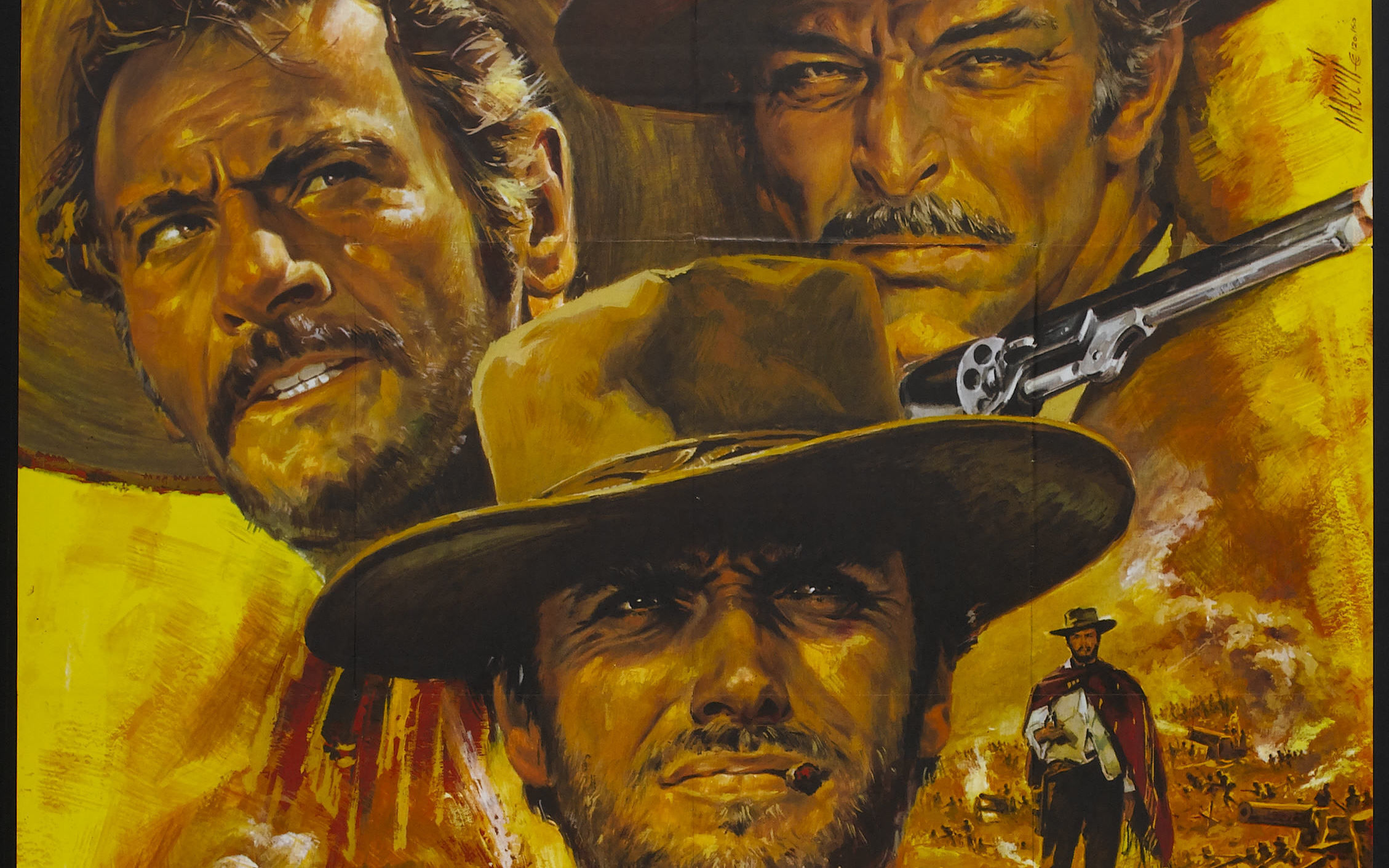 Clint eastwood movie posters