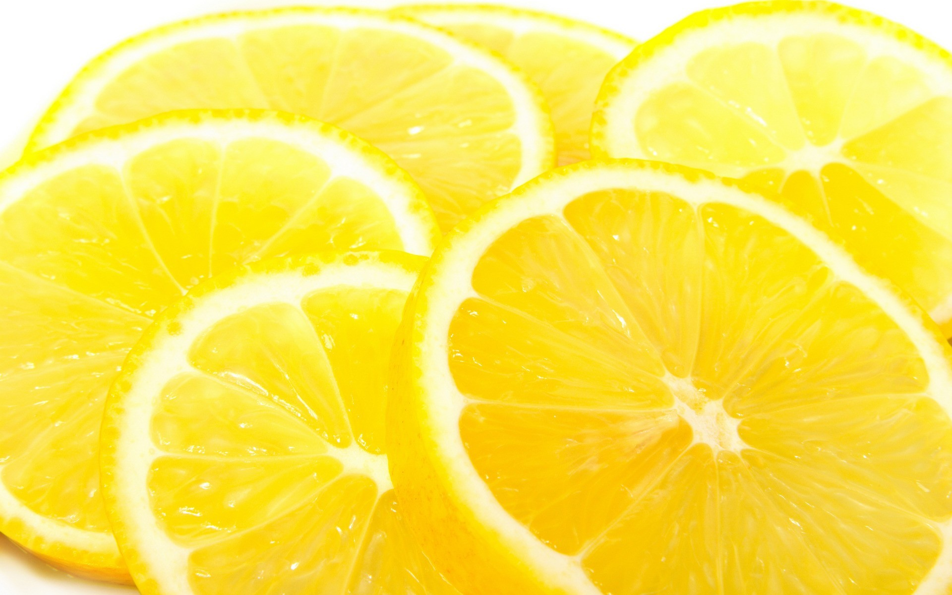 close-up fruits food lemons HD Wallpaper