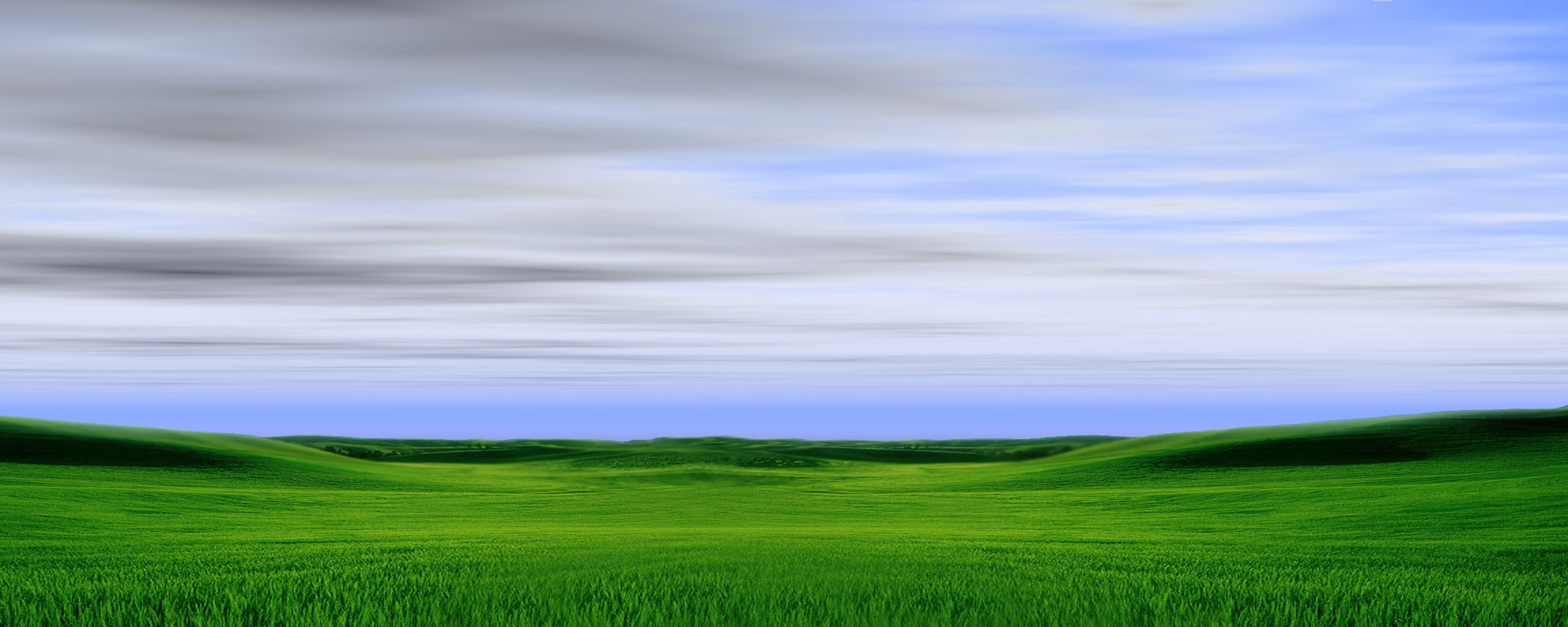 clouds Landscapes windows xp HD Wallpaper